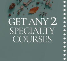 Enroll in Event & Wedding Planning and get 2 FREE Specialty Courses!